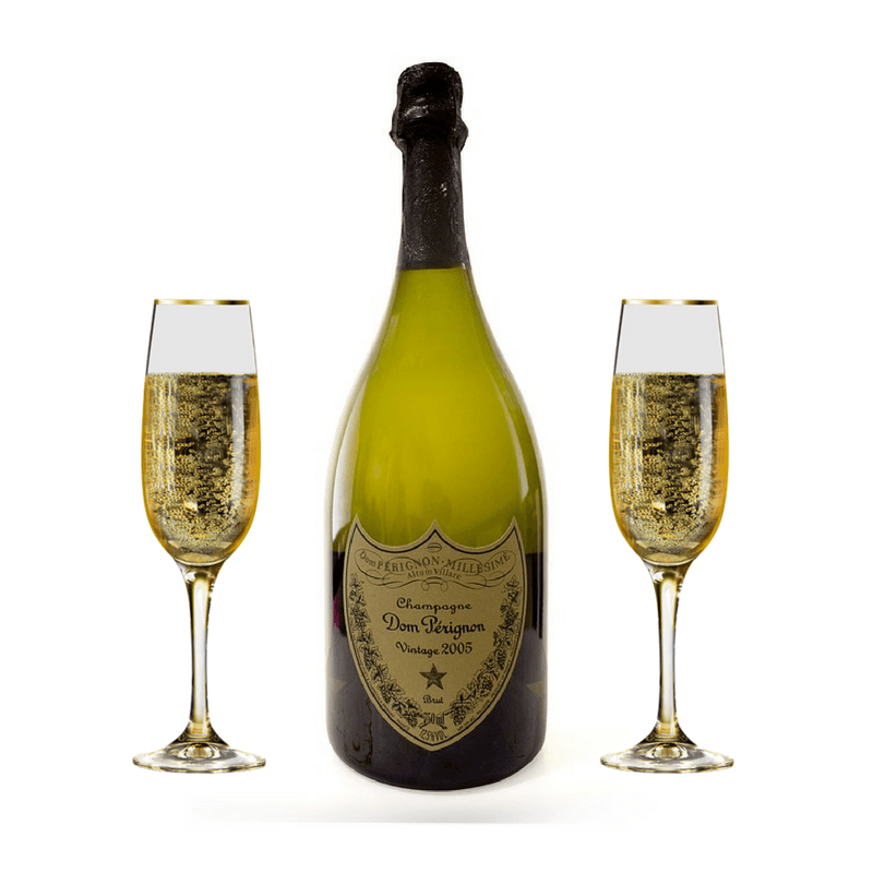 Dom Perignon Champagne Toast Delivered Same Day