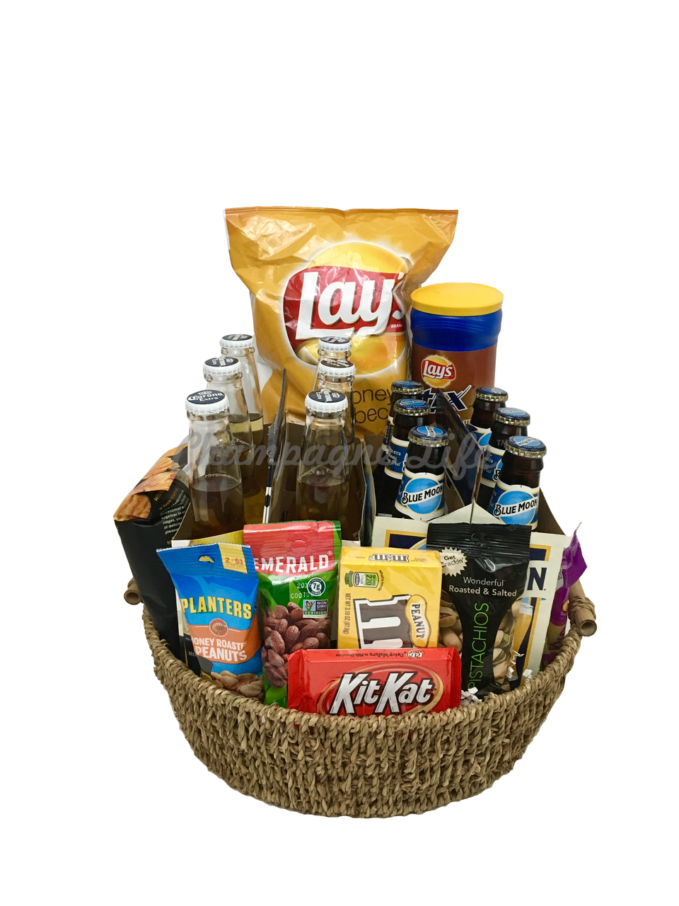 Jumbo Beer Gift Basket