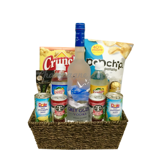 Grey Goose Gift Basket  sc 1 st  Ch&agne Life Gift Baskets & Bachelorette Gifts - Champagne Life Gift Baskets