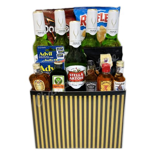 Champagne Life - Bachelor Party Box