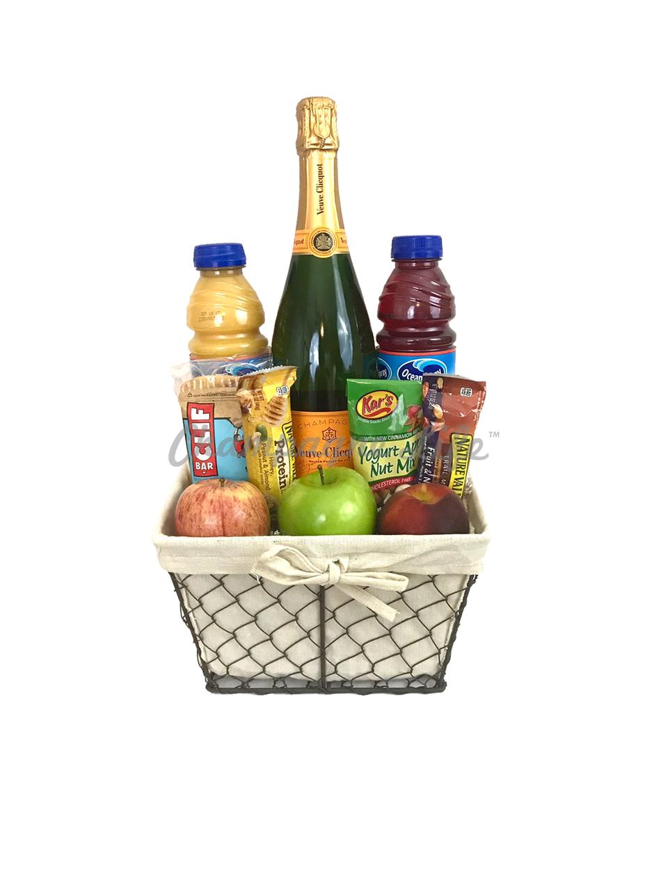 Veuve Clicquot Brunch Gift Basket