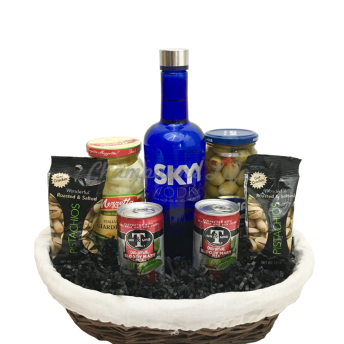 Bloody Mary Gift Basket  sc 1 st  Ch&agne Life Gift Baskets & Grey Goose Gift Basket - Champagne Life Gift Baskets