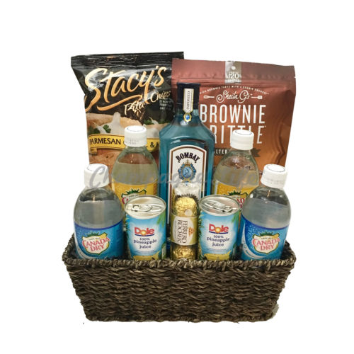 Champagne life gift baskets vegas 1 same day gift basket delivery bombay sapphire gift basket negle Images