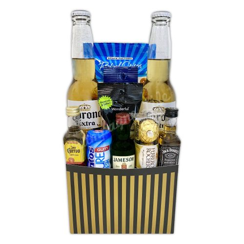 Champagne Life - Bachelor Beer Box