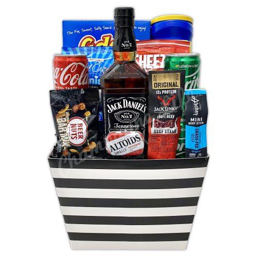 Champagne Life - Jack Daniels Gift Basket