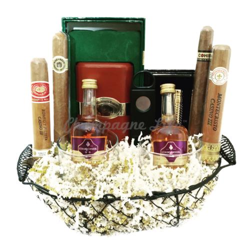 Cigar Gift Basket