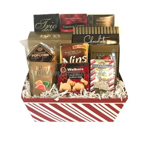 christmas gift basket delivery las vegas - Champagne Life Gift Baskets