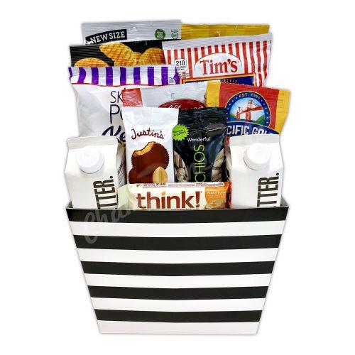 Champagne Life - Gourmet Snacks Gift Box