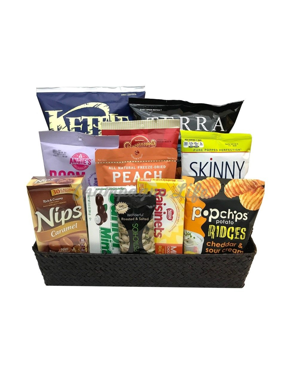 Gluten free gourmet snacks gift basket negle Choice Image