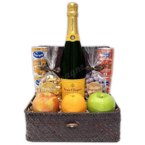 Champagne Life - Veuve Clicquot Brunch Gift Basket