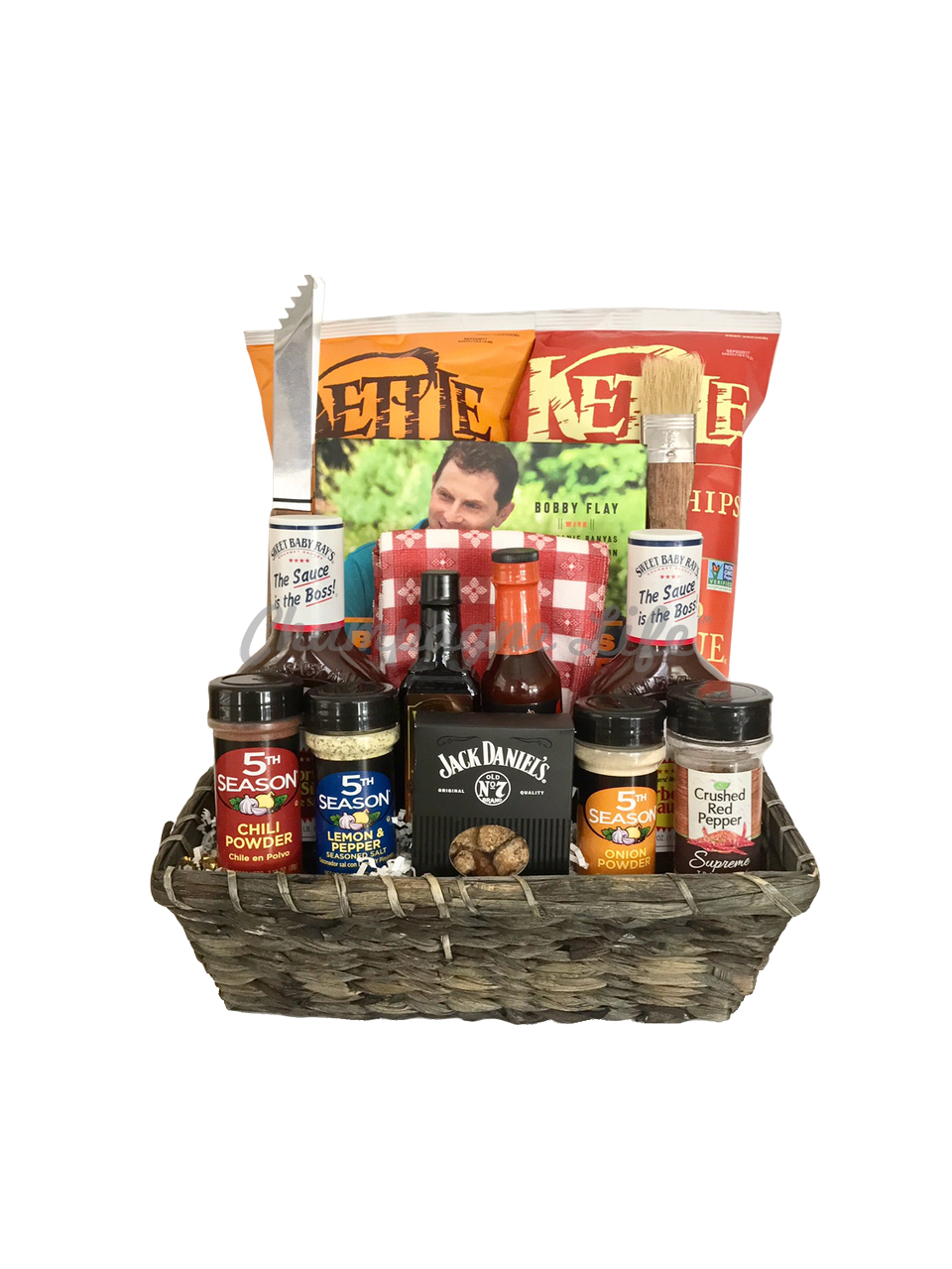 Ultimate bbq lovers gift basket Gifts for kitchen lovers