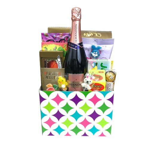 Las vegas easter gift baskets champagne life gift baskets champagne easter basket negle Images