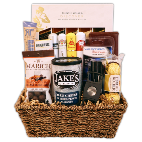 Cigar Gift Basket