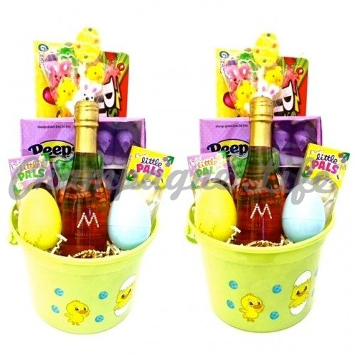 Las vegas easter gift baskets champagne life gift baskets ros champagne easter basket negle Images