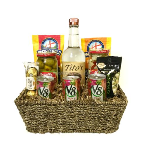 Champagne Life Gift Baskets - Vegas' #1