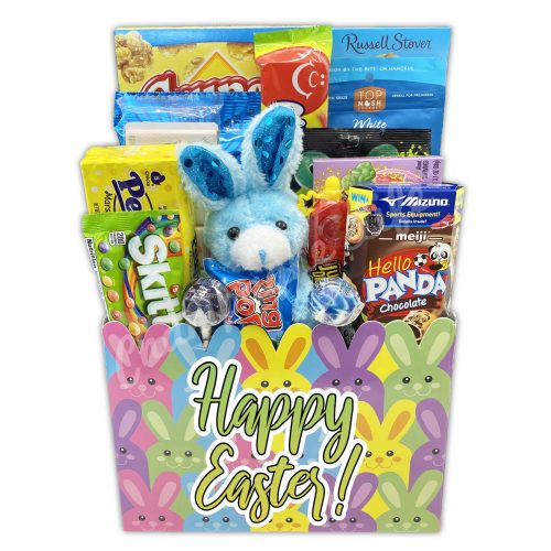 Champagne Life - Boy's Easter Candy Gift Basket