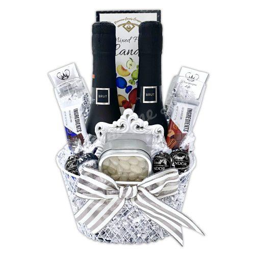 Champagne Life - Honeymoon Gift Basket