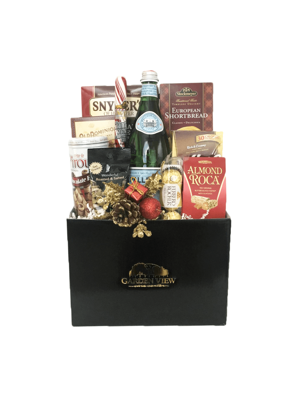 CUSTOM HOLIDAY GIFT BOX
