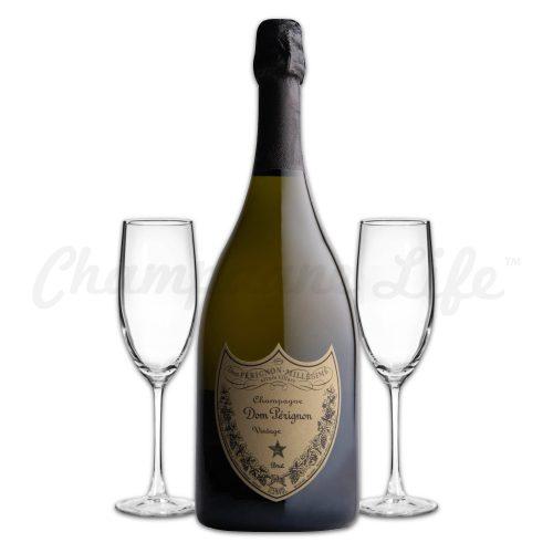 Champagne Life - Dom Perignon Toast Set