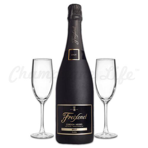 Champagne Life - Freixenet Brut Toast Set