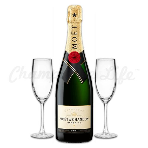 Champagne Life - Moet & Chandon Imperial Brut Toast Set