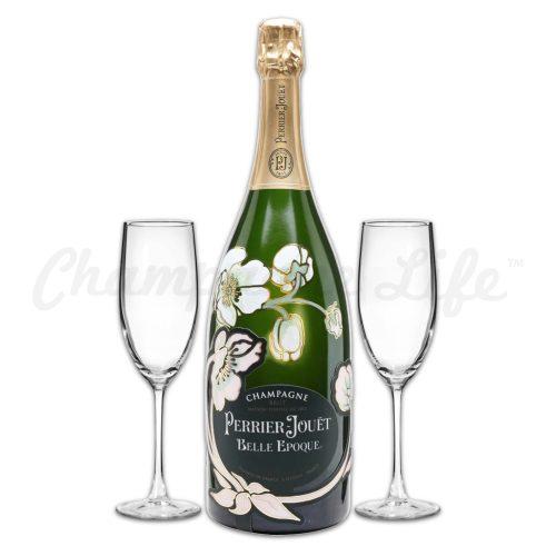Champagne Life - Perrier Jouet Belle Epoque 2007 Toast Set
