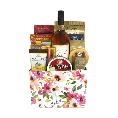 Mother's Day Rosé Gift Basket