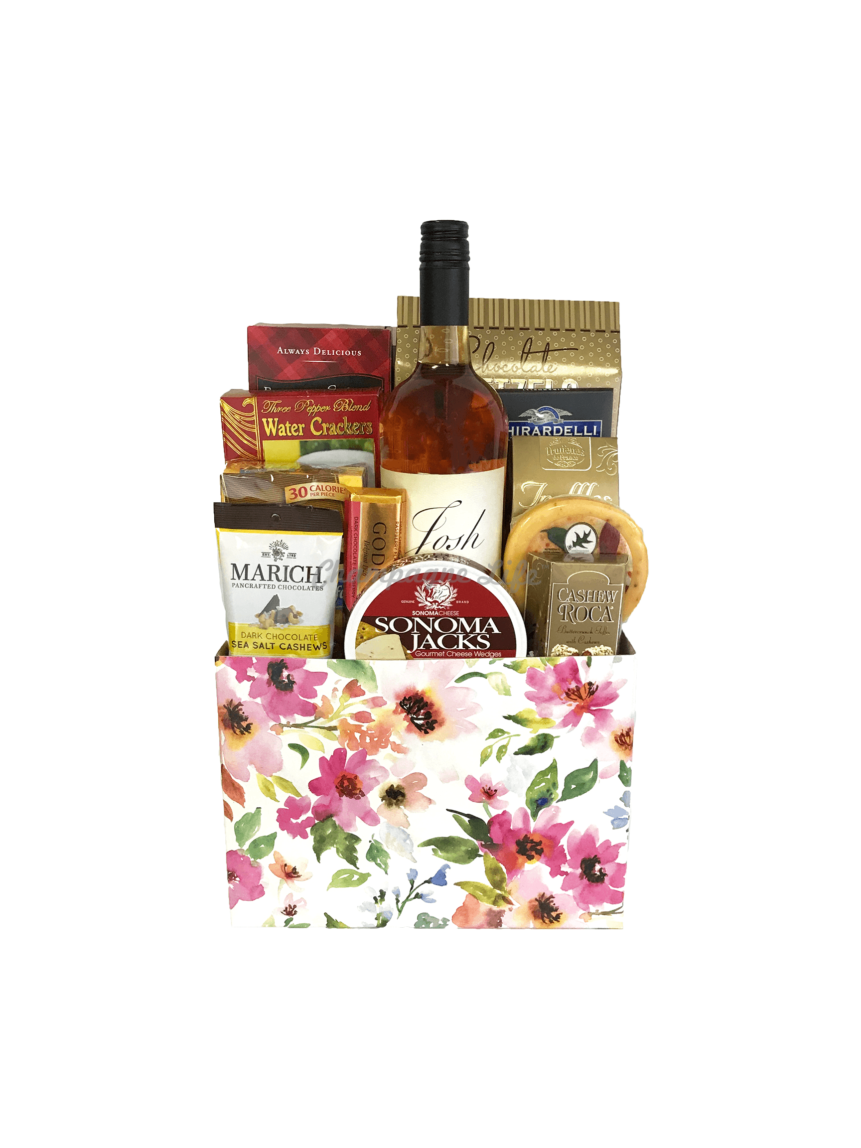 Mother S Day Rose Gift Basket