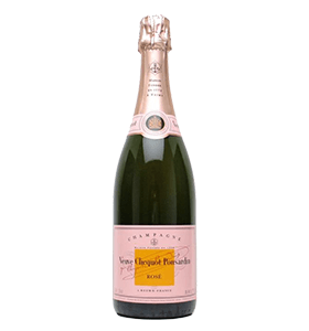 Veuve Clicquot Rose Toast Set