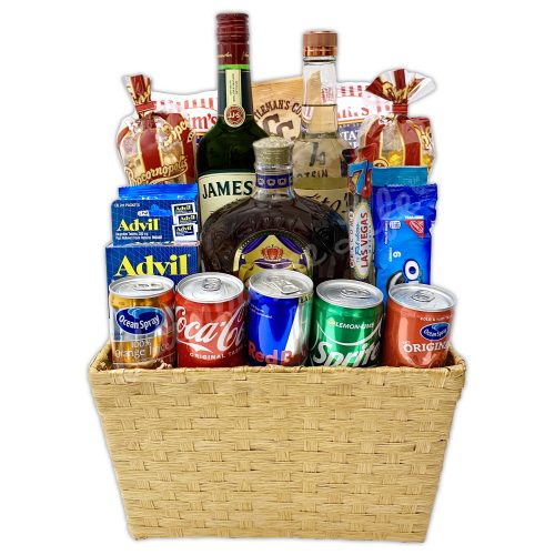 Champagne Life - Get Wasted Gift Basket
