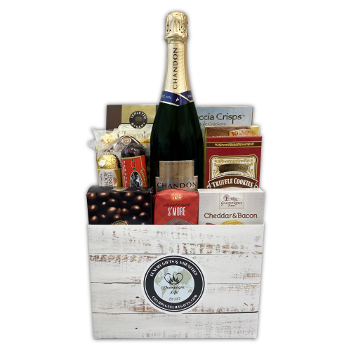 Gourmet Chandon Gift Box