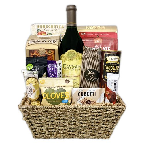 Champagne Life - Caymus Gift Basket