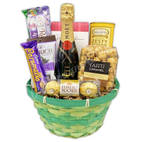 Champagne Life - Moet Easter Basket