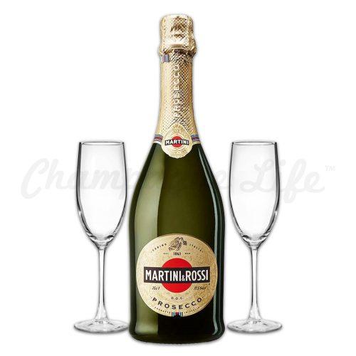 Champagne Life - Martini & Rossi Prosecco Toast Set