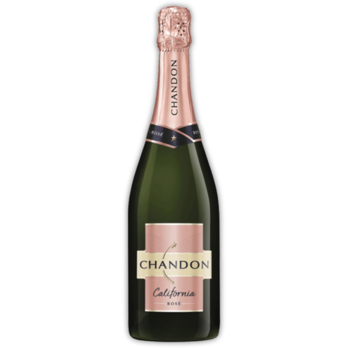 Chandon Rose Toast Set