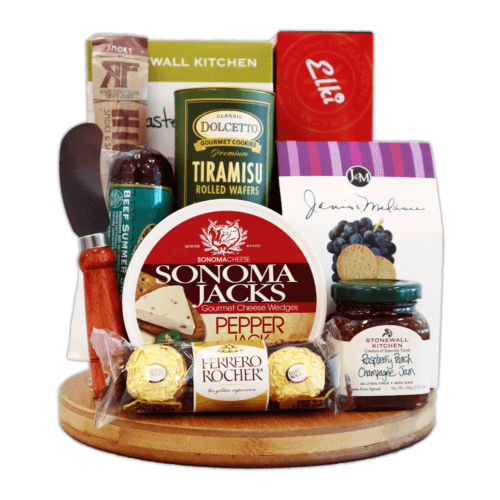 Champagne Life - Gourmet Cheese Board Set