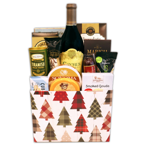Caymus Holiday Gift Basket