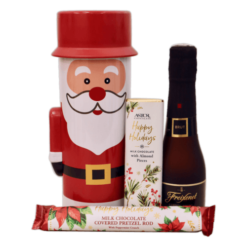 Chocolate & Bubbly Gift Set