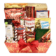 Mistletoe Munchies Gift Basket