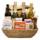 Santa's Celebration Gift Basket