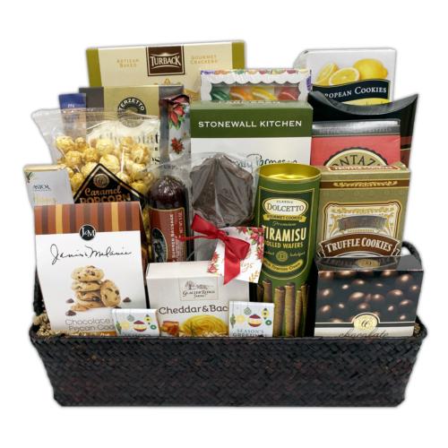 Christmas Delights Gift Basket