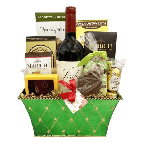 Champagne Life - Josh Cellars Celebration Gift Basket