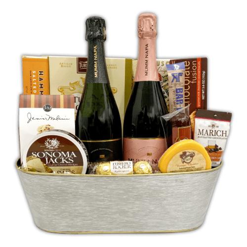 Mumm Napa Gift Basket