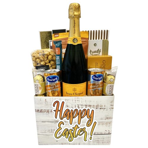 Champagne Life - Easter Mimosa Gift Basket