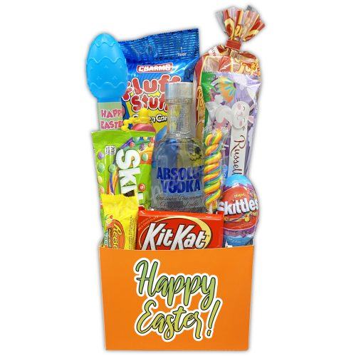 Champagne Life - Vodka Easter Gift Basket