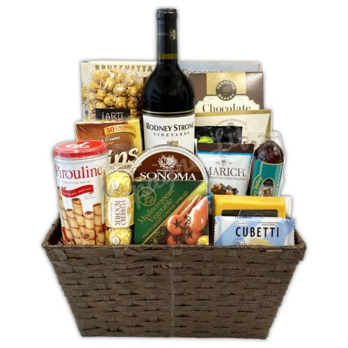 Champagne Life - Grand Wine Gift Basket