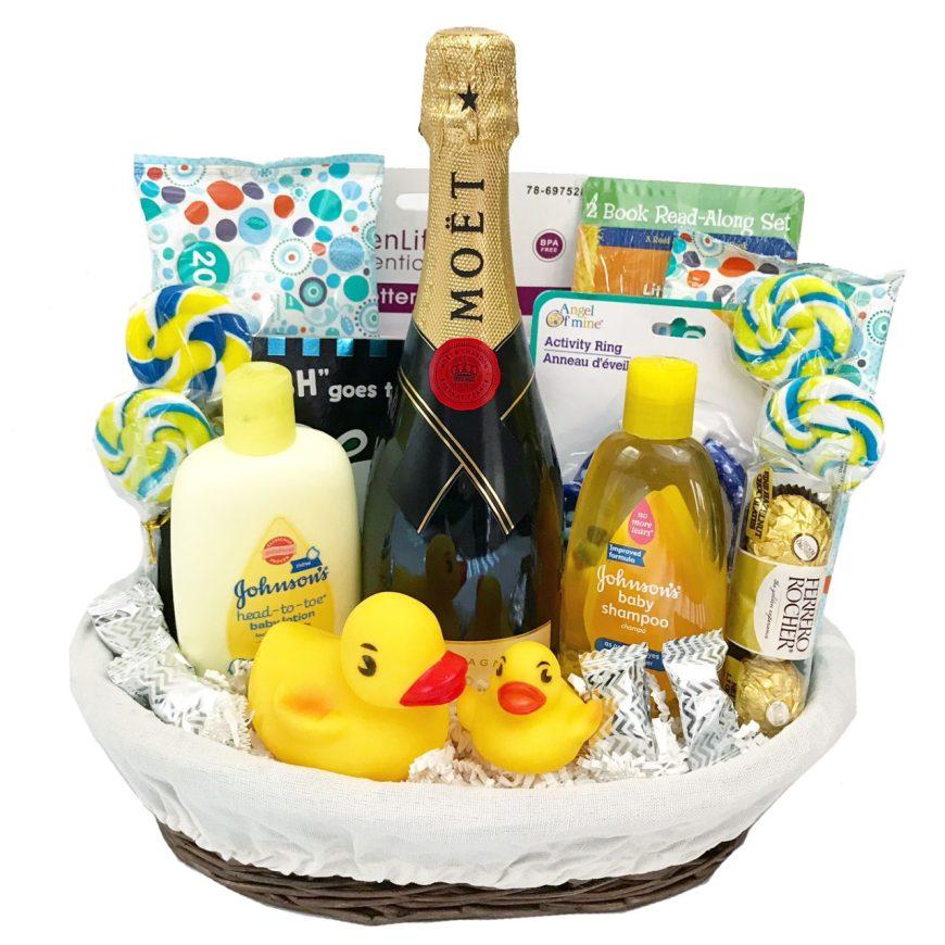 champagnelife_Custombabygiftbasket