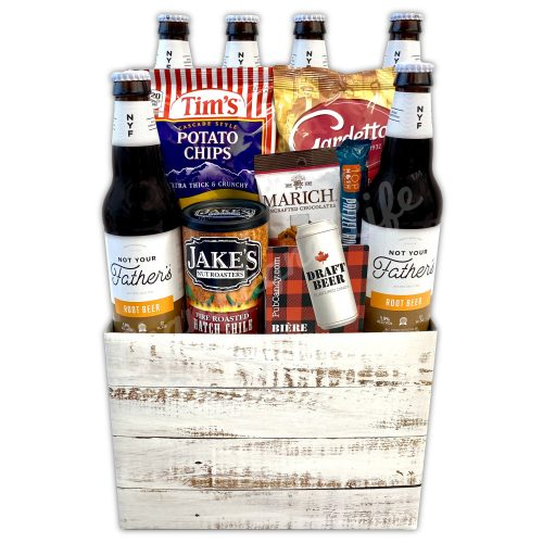 Champagne Life - Father's Day Gift Basket