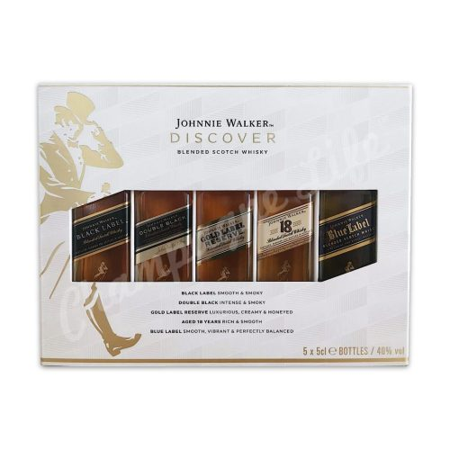 Champagne Life - Johnnie Walker Discover Gift Set