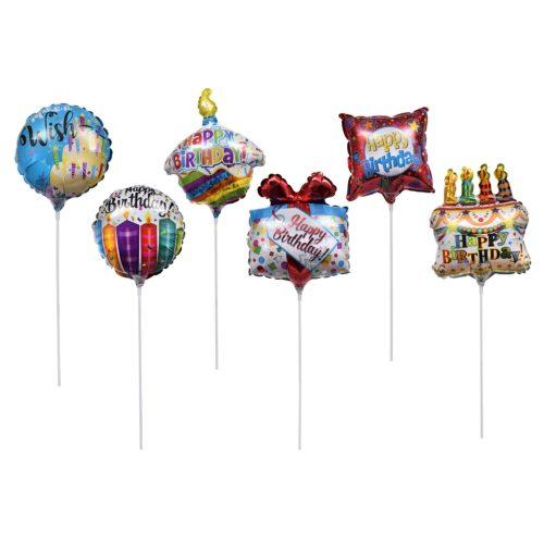 Champagne Life - Mini Mylar Balloon